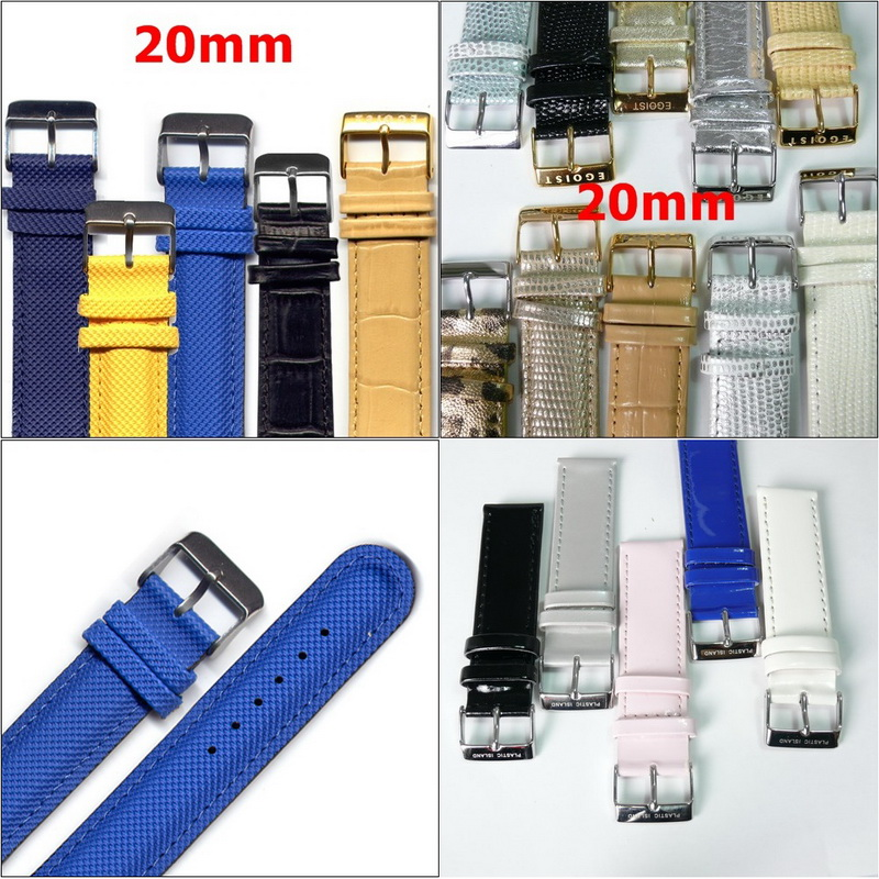 KLPK15020시계가죽PU밴드버클시계줄수리20mm할인판매