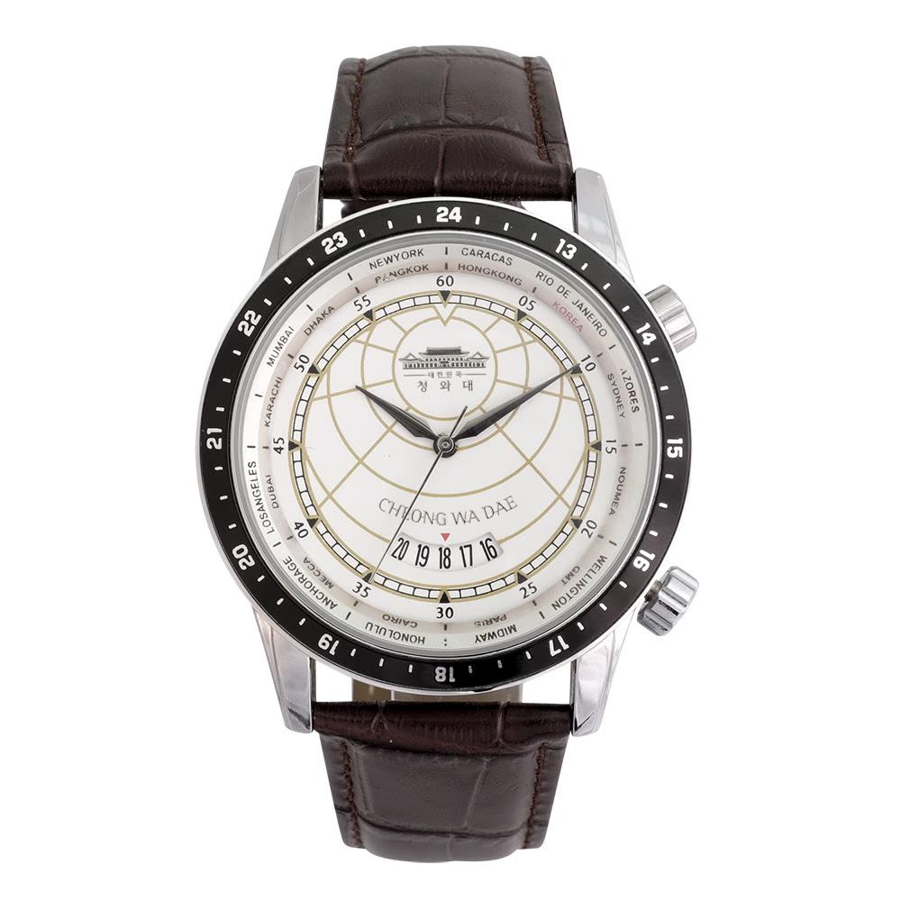 KLPK10010H (100개가격)월드데이 손목시계 OEM시계 판촉물 홍보 시계제작 기념품 답례품