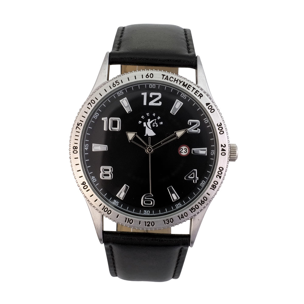 KLPK10012H (100개가격)거버너손목시계 OEM시계 판촉물 홍보 시계제작 기념품 답례품