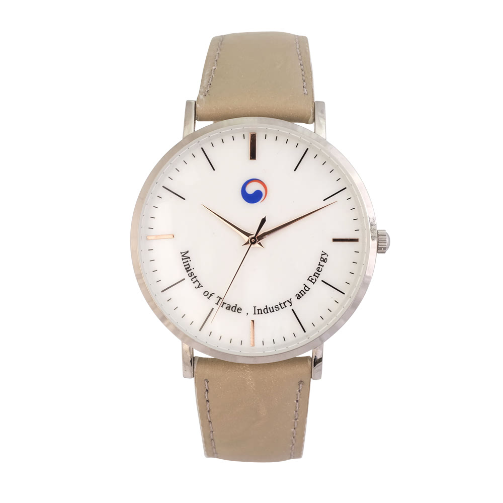 KLPK10018H (100개가격)원도우손목시계 OEM시계 판촉물 홍보 시계제작 기념품 답례품