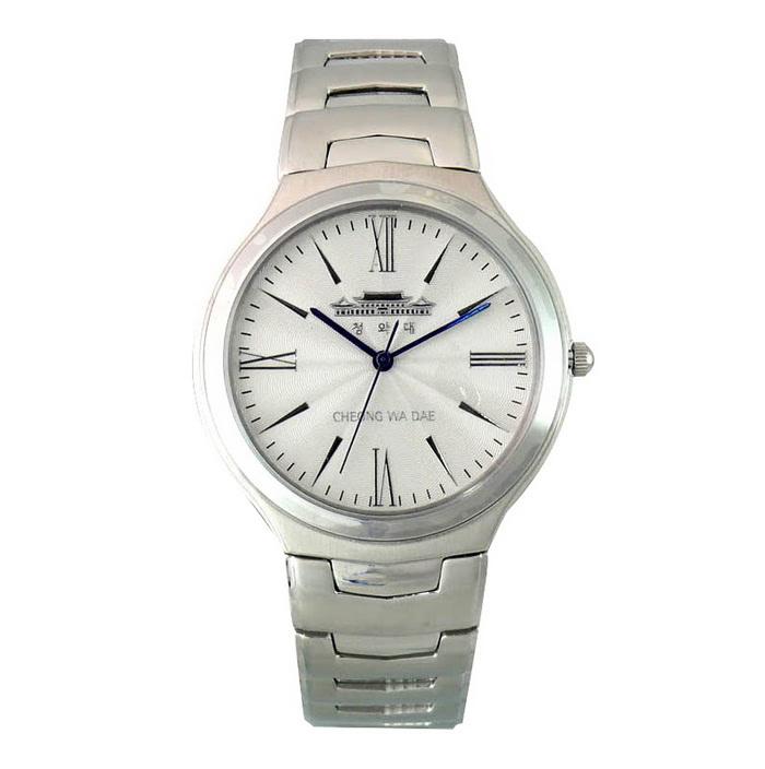 KLPK10502H (100개가격)메탈 손목시계 OEM시계 판촉물 홍보 시계제작 기념품 답례품