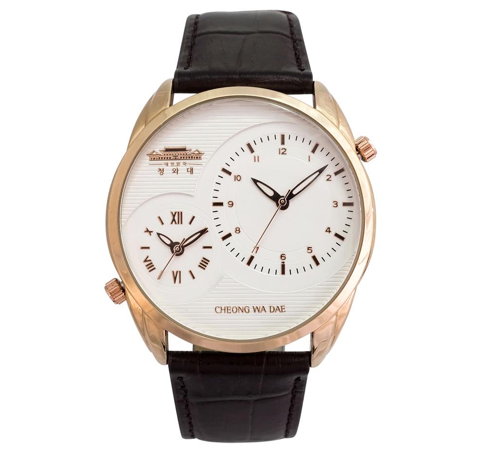 KLPK10711H (100개가격)투싼투투타임 손목시계 OEM시계 판촉물 홍보 시계제작 기념품 답례품