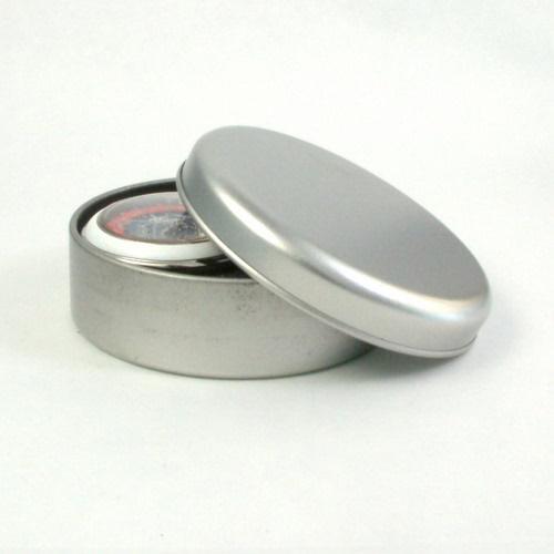 KLPK10955H (100개가격)철판 원형(小) 시계케이스 시계보관함 OEM시계 판촉물 홍보 제작