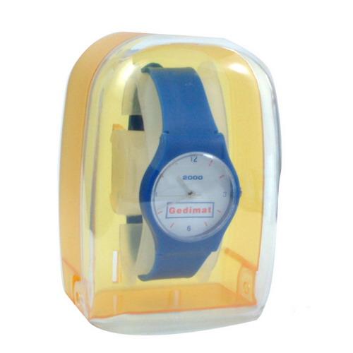 KLPK10956H (100개가격)플라스틱 손목시계 전용 케이스 시계케이스 시계보관함 OEM시계 판촉물 홍보 제작