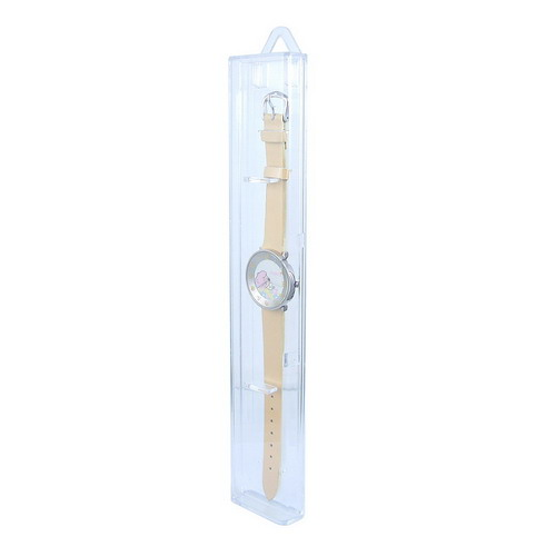 KLPK10959H (100개가격)플라스틱 손목시계 전용 케이스 시계케이스 시계보관함 OEM시계 판촉물 홍보 제작