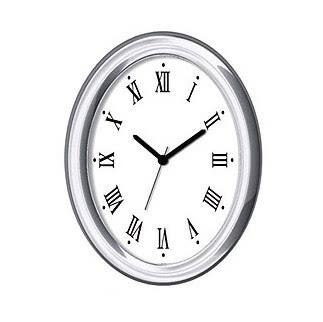 KLPK12025 인테리어 탁상시계 붙박이 시계H07