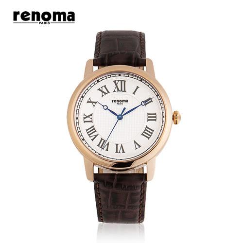 KLPK15075레노마 브랜드 손목시계 RENOMA RE5455MRGBR IE3