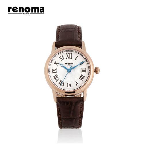 KLPK15076레노마 브랜드 손목시계 RENOMA RE5455LRGBR IE3