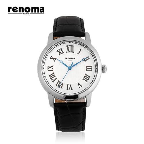 KLPK15077레노마 브랜드 손목시계 RENOMA RE5455MWHBK IE3