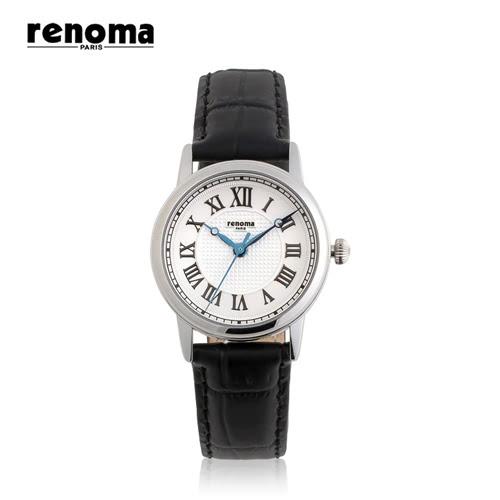 KLPK15078레노마 브랜드 손목시계 RENOMA RE5455LWHBK IE3