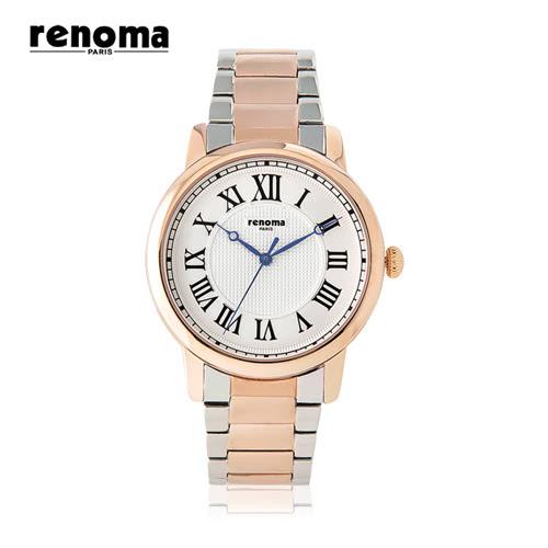 KLPK15079레노마 브랜드 손목시계 RENOMA RE5455MRG HE3