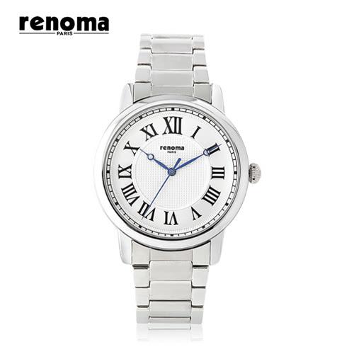 KLPK15081레노마 브랜드 손목시계 RENOMA RE5455MWH I4