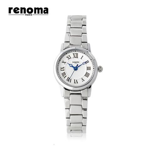 KLPK15082레노마 브랜드 손목시계 RENOMA RE5455LWH I4