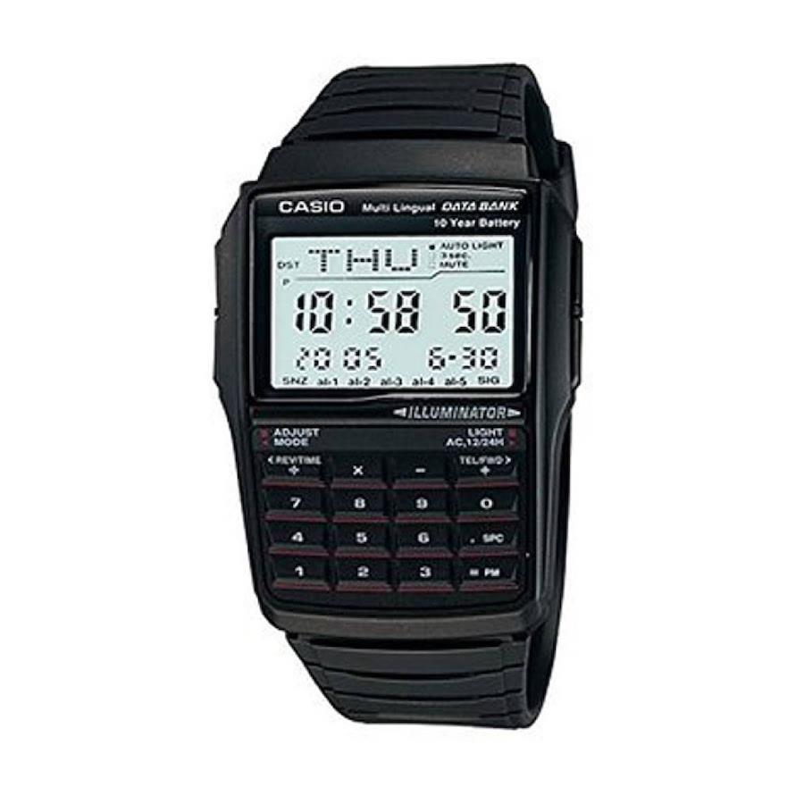 KLPK15450[카시오시계 CASIO] DBC-32-1ADF DBC-32-1A 디지털 데이터뱅크 B3
