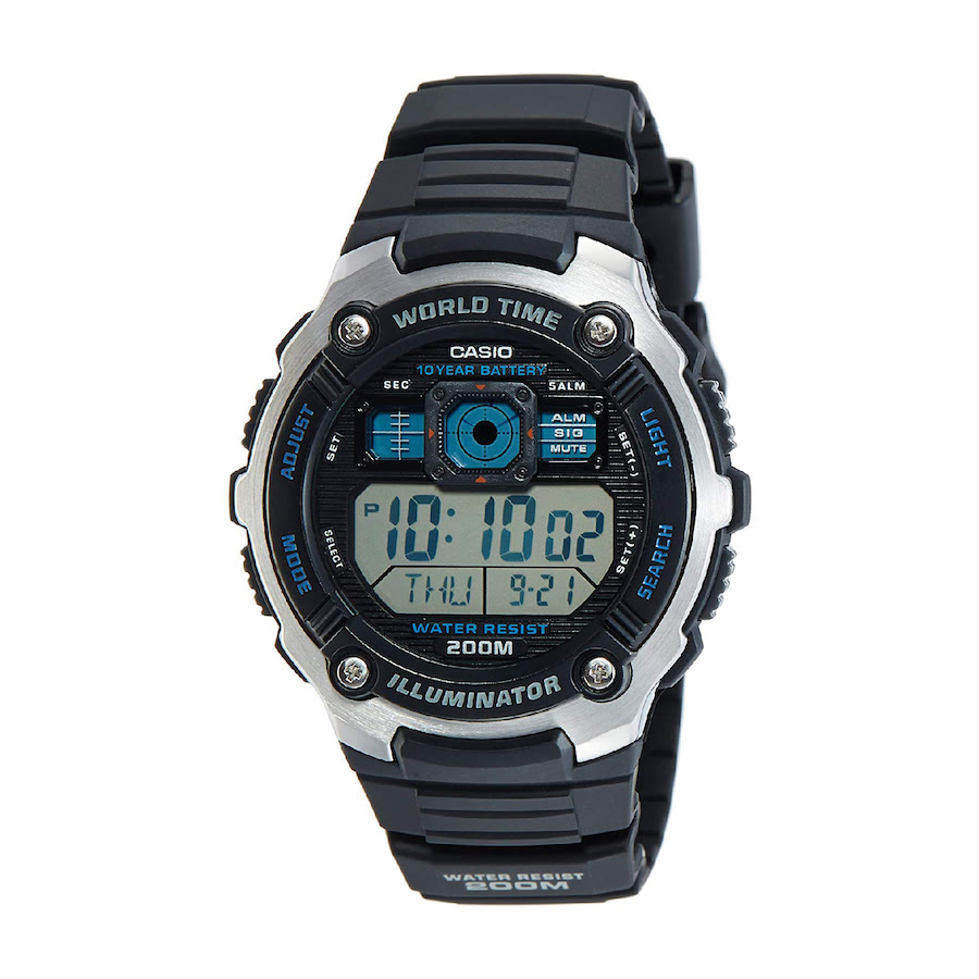 KLPK15456[카시오시계 CASIO] AE-2000W-1AVSDF (AE-2000W-1A) 디지털,군인시계,스포츠시계 BC2