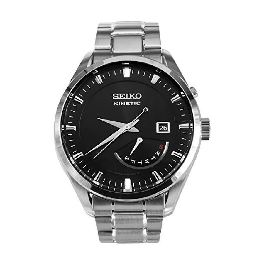 KLPK15823[세이코 SEIKO] SRN045P1 / 키네틱 남성 메탈시계 42mm BF3
