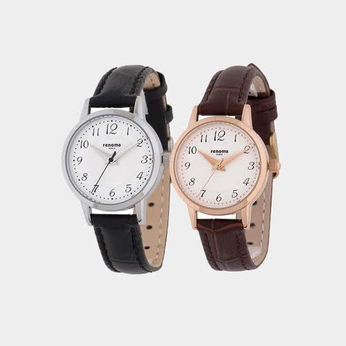 KLPK16296 레노마 RE-5470L/W/B 브랜드 손목 시계