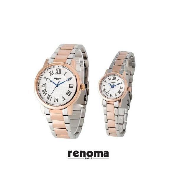 KLPK16301 레노마 RE-5455M/RG/W 브랜드 손목 시계