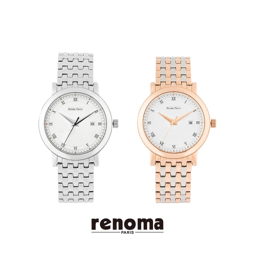 KLPK16313 레노마 RE-565M/RG/W 브랜드 손목 시계