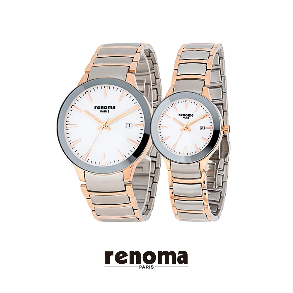 KLPK16322 레노마 RE-560L/W/W 브랜드 손목 시계