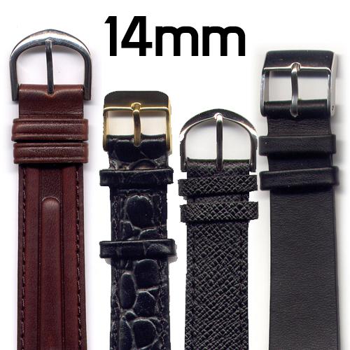 KLPK19012 14mm 시계 밴드 모음 시계 부자재 밴드 버클