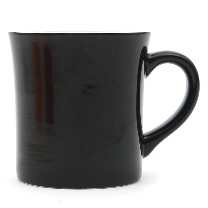 KLPK21023(100개 단가) 써니 투톤 블랙 머그컵 텀블러 판촉 전용 상품 케이엘피코리아