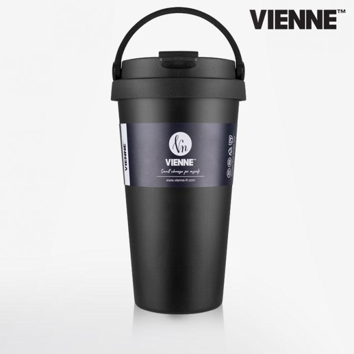 KLPK21047(100개 단가) [비엔느] 핸디텀블러 [500ml] 머그컵 텀블러 판촉 전용 상품 케이엘피코리아