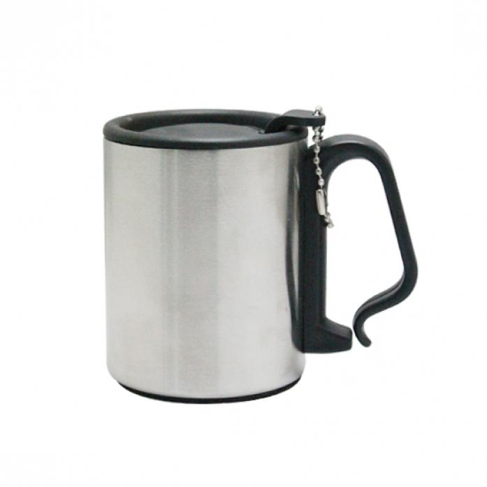 KLPK21095(100개 단가) 스텐미니이중컵(소) [220ml] 머그컵 텀블러 판촉 전용 상품 케이엘피코리아