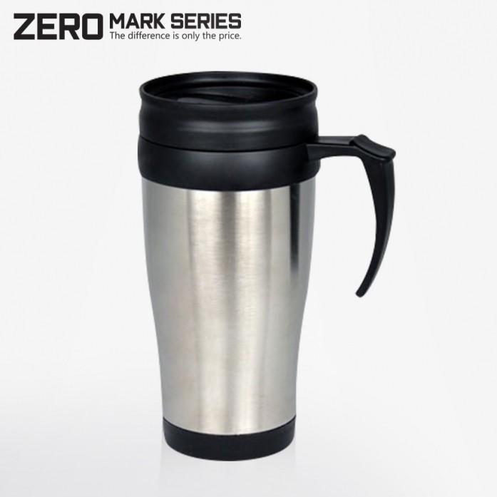 KLPK21102(100개 단가) [제로마크]오토머그컵 [420ml] 머그컵 텀블러 판촉 전용 상품 케이엘피코리아