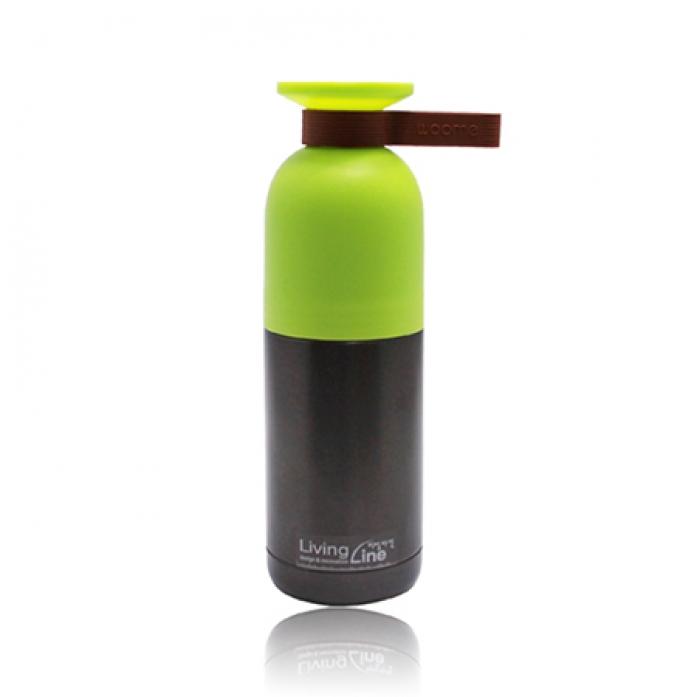 KLPK21103(100개 단가) 와인보온병 [280ml] 머그컵 텀블러 판촉 전용 상품 케이엘피코리아