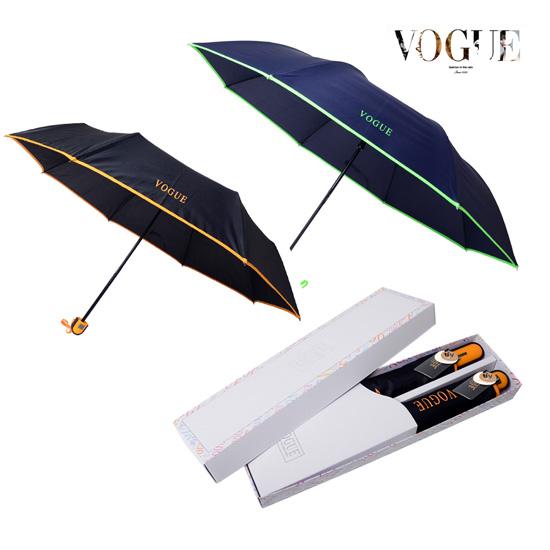KLPK22207(100개 단가) 보그 2,3단 에멀솔리드 우산세트 우산제작 우산도매 판촉물 케이엘피코리아