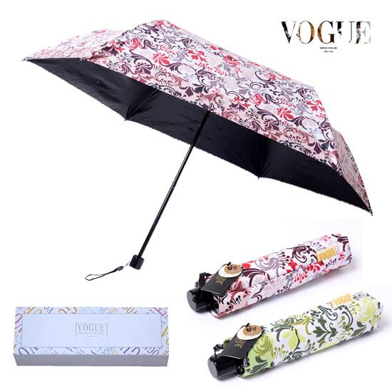 KLPK22216(100개 단가) 보그 3단 비치나 슬림 우양산 우산제작 우산도매 판촉물 케이엘피코리아