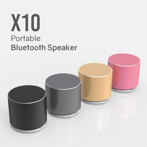 KLPK25018(100개 단가) X10 블루투스 스피커