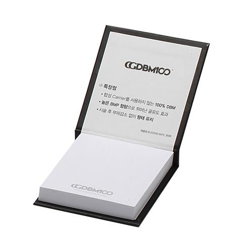 KLPK35001(1000개 단가) 양장 떡메모(소) 100매판촉물 케이엘피코리아