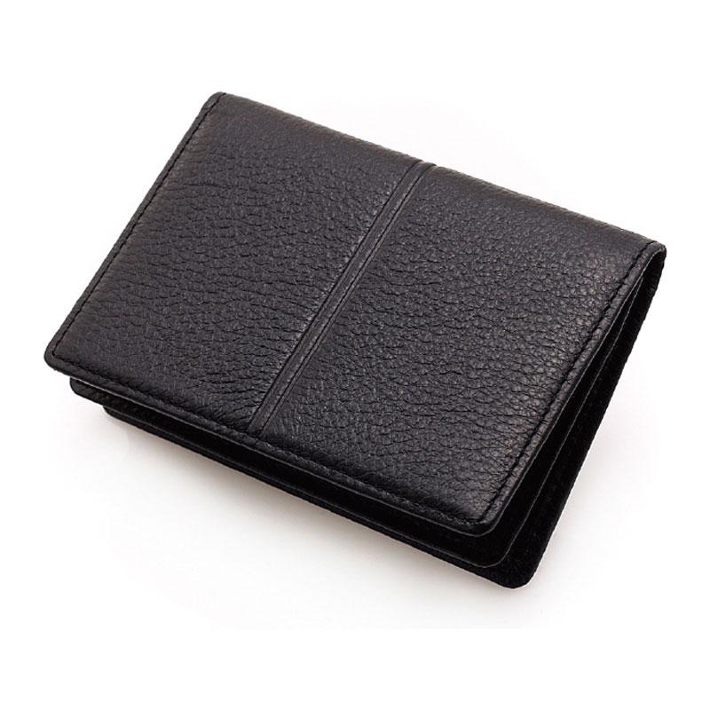 KLPK37001(100개 단가) [국산] 소가죽 오플 명함지갑