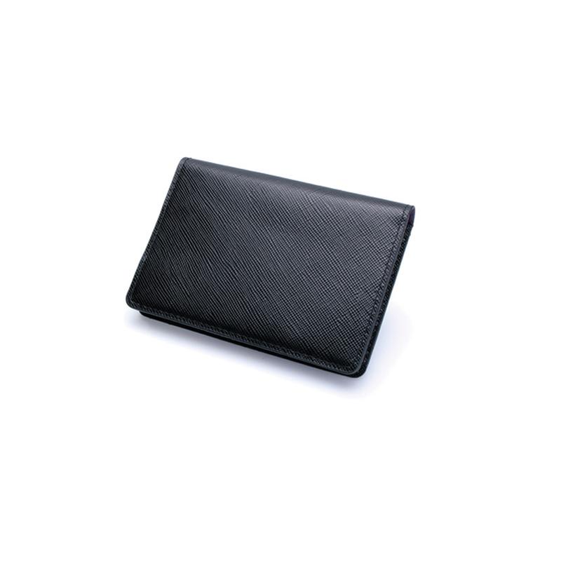 KLPK37004(100개 단가) 피퍼루 사피아노 명함지갑(소가죽)