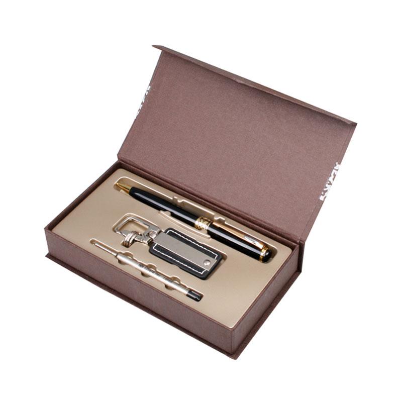 KLPK37056(100개 단가) 히든열쇠고리+엔젤펜(금)