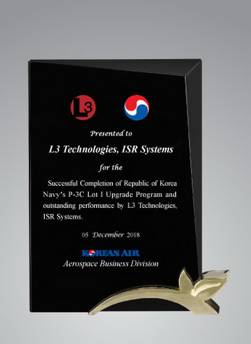 KLPK40001 크리스탈상패 61-04 150X190X40 상패 트로피 판촉물 제작 케이엘피코리아