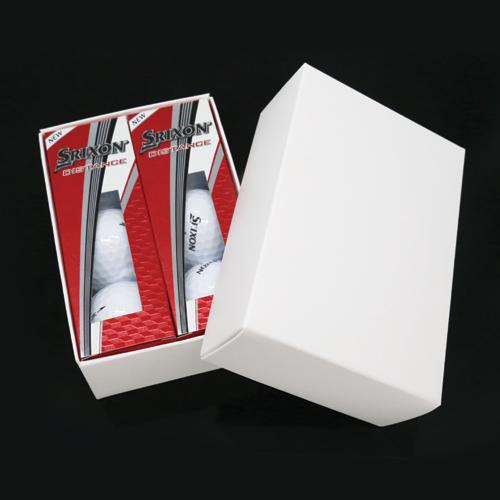 KLPK60002 (100개 단가)던롭스릭슨 디스턴트(2PC) 골프공6구세트(칼라인쇄+포장비별도)