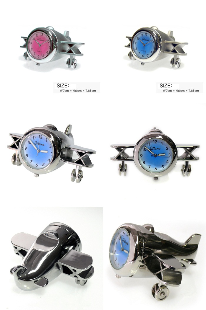 12010 miniature airplane watch japan citizen mov 39 t gift. Black Bedroom Furniture Sets. Home Design Ideas